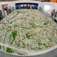 Выставка «Москва в миниатюре» фотографии