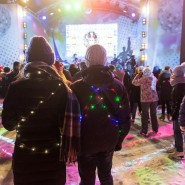 День защитника Отечества на ВДНХ 2019 фотографии