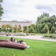 Экологический фестиваль в Парке Горького 2019 фотографии