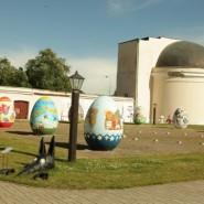 Выставка «Пасхальные яйца» фотографии