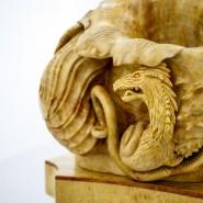 Выставка-проект «Художественная резьба по дереву. Здесь» фотографии