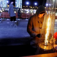 «Парковые игры» в Парке Горького     фотографии