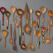 Выставка «Ложка деревянная» фотографии