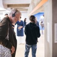Выставка «Школа в движении. Архитекторы-интернационалисты» фотографии