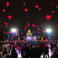 День всех влюбленных на ВДНХ 2020 фотографии