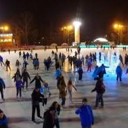 Акция «Ночь накатке» в парке «Сокольники» 2018 фотографии