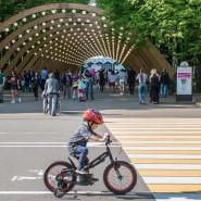 Веломаршруты в парках Москвы 2020 фотографии