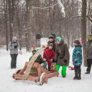 «Фестиваль крепостей» в парке «Сокольники» 2019 фотографии