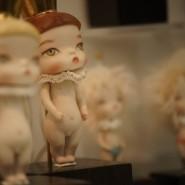 Международный салон авторских кукол на Тишинке 2019 фотографии