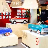 Новогодняя Елка и зимние каникулы в Музее автомобильных историй 2020 фотографии