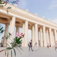 День города в Парке Горького 2019 фотографии