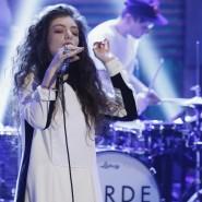 Концерт Lorde 2018 фотографии