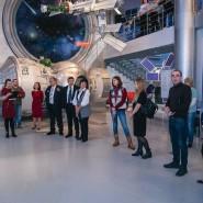 Выставка «Спутниковая связь. На Земле и в космосе» фотографии