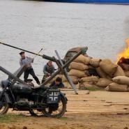 День военно-морского флота в парке «Северное Тушино» фотографии