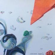 Выставка «Только бумага. Нина Котел» фотографии