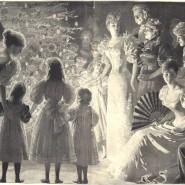 Выставка «Елка сто лет назад. Старинные елочные украшения» фотографии