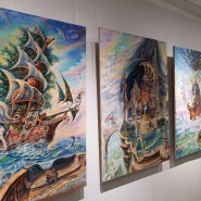 Выставка «Лукоморье в Зазеркалье» фотографии