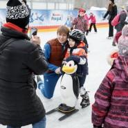 Детский каток в Парке Горького 2018/19 фотографии