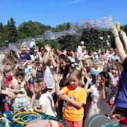 Открытие летнего сезона в Измайловском парке 2016 фотографии