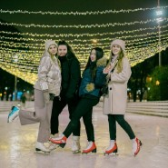 День студента в Парке Горького 2020 фотографии