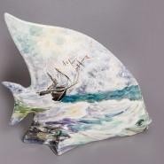 Выставка «Мир моря в искусстве» фотографии