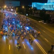 Ночной московский велопарад2018 фотографии