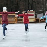 Открытие зимнего сезона в Измайловском парке 2016 фотографии