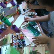 Мастер-класс «Правополушарное рисование» фотографии