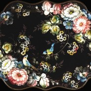 Выставка «Цветы и птицы» фотографии