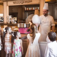 Летний семейный бранч в ресторане BUONO 2019 фотографии