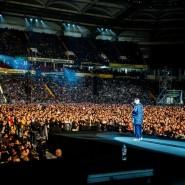 Концерт Басты в Лужниках 2021 фотографии