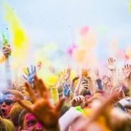 Фестиваль красок 2016 фотографии