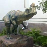 Открытие Палеопарка в Дарвиновском музее фотографии