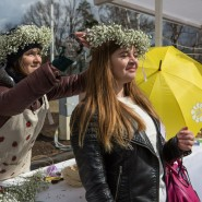Дни благотворительности на ВДНХ «Белый цветок» 2016 фотографии