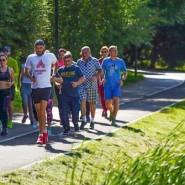 Бесплатные тренировки в парках Москвы «Спортивные выходные» 2020 фотографии