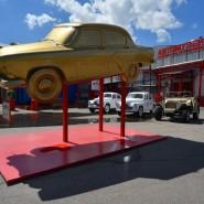Автомузей «Моторы Октября» фотографии
