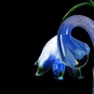 Выставка «Ускользающая красота. Цветы и их образы в декоративном искусстве» фотографии