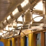 Выставка ретро-поездов 2018 фотографии