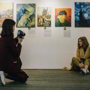 Выставка «Ван Гог и Гоген» фотографии
