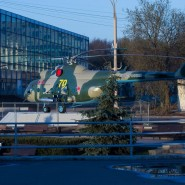 Выставка военной техники на ВДНХ фотографии