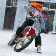 Новогодняя елка каскадеров Мастера Панина «Властелин колец» фотографии