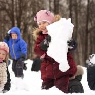 Новогодние праздники в Измайловском парке фотографии
