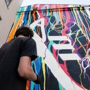 Биеннале уличного искусства АРТМОССФЕРА 2016 фотографии