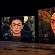 Выставка «Фрида Кало  Ожившие полотна» фотографии