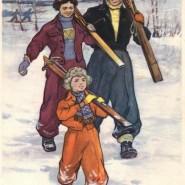 Выставка «Зимняя прогулка» фотографии