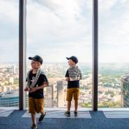 День города на смотровой площадке PANORAMA360 2019 фотографии