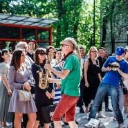 День города в Саду им. Баумана 2019 фотографии