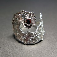 Мастер-класс «Лепим из серебра» фотографии