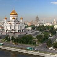 Обзорная автобусная экскурсия «Незабываемая Москва» фотографии