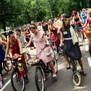 Велопарад «Леди на велосипеде» 2016 фотографии